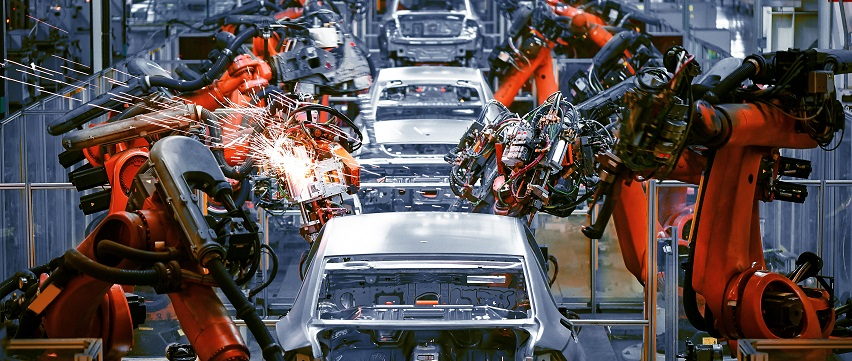 COVID-19 to reduce 2020 industrial robot revenue_web